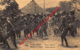 Danses Ababua - Ababua Dansen - Congo Belge - Belgisch Congo - Belgisch-Kongo - Sonstige