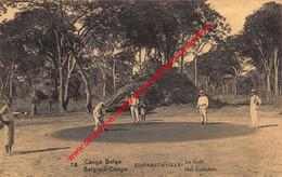 Elisabethville - Le Golf - Het Golfplein - Congo Belge - Belgisch Congo - Belgisch-Kongo - Sonstige