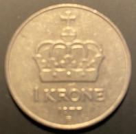 Noorwegen 1 Kroon - Norway