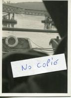Ardennes. GIVET. 40. Pont Rail Détruit - 1939-45