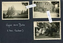 Ardennes. VRIGNE AUX BOIS. Occupation Allemande Au Château (kommandantur) - 1939-45