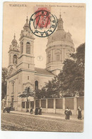 Pologne Warszawa Kosciol  Karola Boromeusza - Polonia