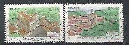 FRANCIA 2012 - YV 4642/3 - Gebruikt