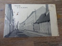 Vilvorde La Rue De  Bruxelles - Vilvoorde