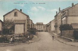 Piennes  Rue De Micheville - Altri Comuni