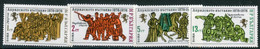 BULGARIA 1976 Centenary Of April Rising  MNH / **.  Michel 2481-84 - Nuevos