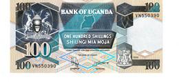 Uganda P.31c 100 Shillings 1996   Unc - Uganda