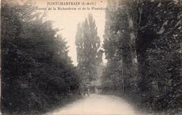 Pontchartrain - Entrée De La Richarderie Et De La Piraudière - Andere Gemeenten