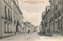44 Ancenis Rue Villeneuve La Gendarmerie - Ancenis