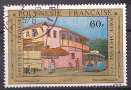 POLYNESIE - PA  100 - 60F Tableau - Oblitéré - Très Beau - Usati