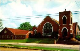Louisiana Mansfield First Methodist Church - Other