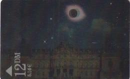 "GERMANY - Total Eclipse ""99(A 06, Movi-card), Tirage 30000, 07/99, Sample(no Chip, No CN) - Spazio"