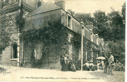 SAINTE MARGUERITE SUR MER   Maison De Famille La Sapinière - Andere Gemeenten