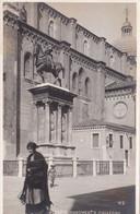 Venezia - Monumento Colleoni. Carta Postale Italiana Tensi - Venezia (Venice)