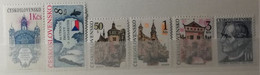 Tchécoslovaquie 1991 / Yvert N°2885-2890 / ** - Neufs