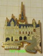 FECAMP LE PALAIS De La BENEDICTINE Dpt 76 SEINE MARITIME En Version ZAMAC LB CREATION = Qualité ARTHUS - Città