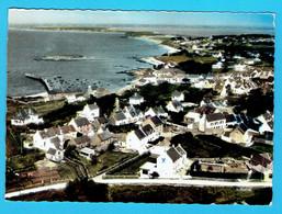 CPSM Presqu'ile De Quiberon Portivy Vue Générale  - 56 Morbihan - Quiberon
