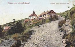 AK Haidebrünnel Haidebrünnl - Vřesová Studánka - Ca. 1900 (55012) - Czech Republic