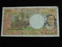 1000 Mille Francs 1996 - Institut D'émission D'outre Mer  **** EN ACHAT IMMEDIAT **** - French Pacific Territories (1992-...)