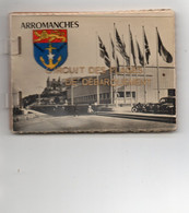 Arromanches - Petit Carnet De 10 Photos (dim 9 X 6 Cm) - Arromanches