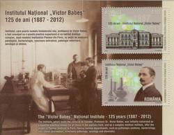 Victor Babeș War Ein Rumänischstämmiger Pathologe Und Mikrobiologe - Institut Labor Reagenzgläser Veterinär - Medicina