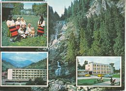 ROMANIA 1981: FOLK COSTUMES, WATER FALL, Unused Prepaid Postal Stationery Card - Registered Sending! - Interi Postali