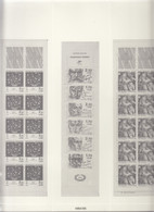 LINDNER  FRANKREICH Markenheftchen Carnets, 49 Vordruckblätter, 1984-2010 - Vordruckblätter
