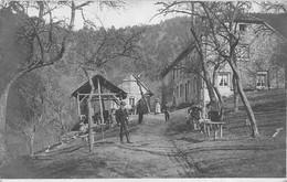 Carte Photo à SITUER à LOCALISER Alsace-Vosges ? Ferme Auberge-Chaume-Maison Forestière ? - Photos