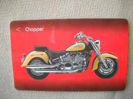 6903 Télécarte Collection  MOTO HARLEY DAVIDSON Chopper (scans Recto Verso)  Carte Téléphonique - Moto