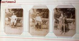 CAMBODGE 36 PHOTOGRAPHIES ANCIENNES PRINCESS ROI KING POMPIER PHNOM-PENH ANGKOR TIRAILLEUR CAMBOGIEN CAMBODIA CHINA - Cambodia
