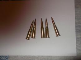 Cartouches Calibre 8X51 R Lebel. - Decotatieve Wapens