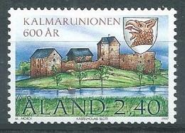 Aland YT N°129 Union De Kalmar Neuf ** - Aland