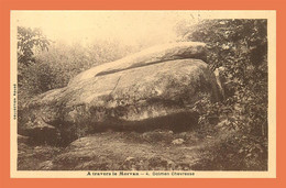 A692 / 635 58 - A Travers Le Morvan Dolmen Chevresse - Sin Clasificación