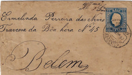 Portugal Stationery Abrantes To Belem - Sin Clasificación