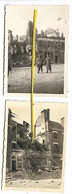 52 010 ST DIZIER DESTRUCTIONS SOLDATS ALLEMANDS 1940 - Saint Dizier