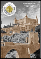 ESPAGNE SPANIEN SPAIN ESPAÑA 2021 M/S WORLD HERITAGE: HISTORICAL CENTER OF TOLEDO MNH ED HB5468 MI B5508 YT F5208 - 2011-... Unused Stamps