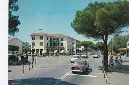 CA' SAVIO-VENEZIA-LA PIAZZA-AUTO CAR VOITURES-CARTOLINA VERA FOTOGRAFIA- VIAGGIATA IL 8-10-1971 - Venezia
