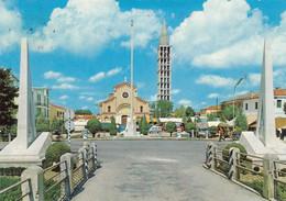 JESOLO-VENEZIA-CARTOLINA VERA FOTOGRAFIA- VIAGGIATA IL 16-9-1966 - Venezia