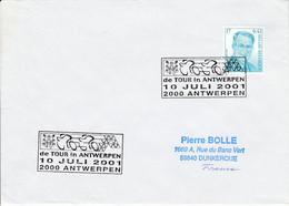 BELGIQUE CYCLISME 2001 TOUR DE ANVERS - Sonstige