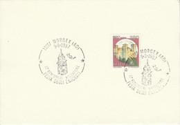ITALIE OBLITERATION FETE DE L'EMIGRATION à MORGEX 1987 - Marcofilia - EMA ( Maquina De Huellas A Franquear)