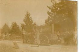 FERE EN TARDENOIS CUISINE ROULANTE  ROUTE DE LOUPEIGNE  PHOTO ORIGINALE 6 X 4 CM - Plaatsen
