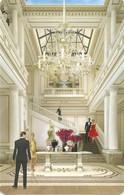 ITALIA KEY HOTEL  Palazzo Parigi Milano - Cartes D'hotel