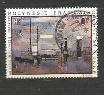 41 Artistes En Polynésie    Magnifique Ca     (clascamerou29) - Used Stamps