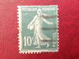 France Oblitéré  N°  159 Roulette Horizontale - Oblitérés