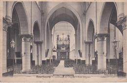 59 Bourbourg Intérieur De L'église Les Orgues - Andere Gemeenten