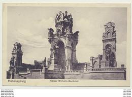 AK  Hohensyburg Kaiser Wilhelm Denkmal 1915 - Dortmund