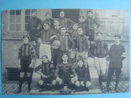 41 - BLOIS - Collège Augustin Thierry - Équipe De Rugby (1909-1910) - 1910 - Blois