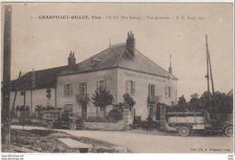 HAUTE SAONE VALAY  CHARPILLET GILLOT VINS - Other Municipalities