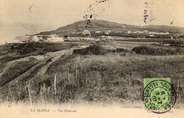 TUNISIE-REGENCE.1907.TYPE ARMOIRIES. CARTE POSTALE . - Covers & Documents