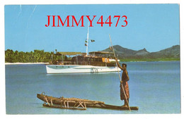 POST CARD - FIDGI - THE BLUE LAGOON - Fidji